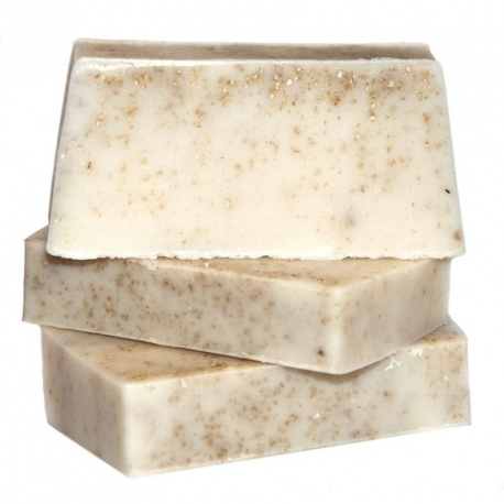 Cocoa & Oatmeal Solid Soap