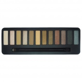 W7 In The Buff: Lightlly Toasted Eyeshadow Palette