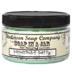 Whipped Soap In A Jar