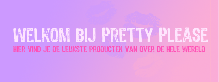 Welkom bij Pretty Please